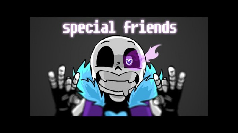 SPECIAL FRIENDS MEME UNDERLUST