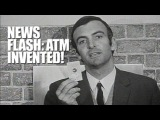 'Instant money' ATM comes to Australia (1969)