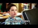 Young Sheldon 1x13 All Sneak Peeks A Sneeze Detention and Sissy Spacek HD