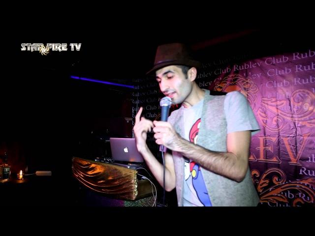 Star Fire TV - Music Hayk in Rublev Club