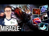 Miracle- Ursa 6 Slotted Carry Farm & Kill Playstyle - Dota 2