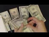 ASMR Soft Spoken ~ Bank Teller Roleplay Counting Money (No Talking @ End)