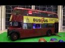 Интересные автобусы на выставке Urban transport 2017 ВДНХ