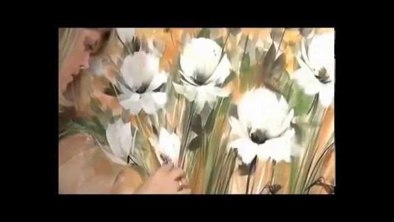 MONITOR   Gabriela Mensaque   cuadro con Acrílico Lautrec   Fusión Crear
