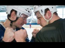 Лучший бой в хоккее / Драка на льду