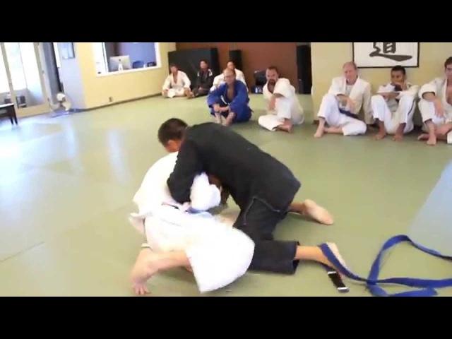 Brazilian Jiu Jitsu Pryor Blue Belt Rank Demonstrations