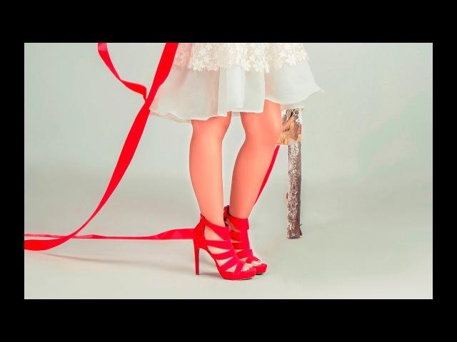 اقدام رنا سماحة بالكعب العالى الاحمر Rana Samaha Feet in Red Heels