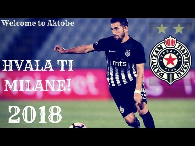 Milan Radin - Raskid Ugovora | Welcome to FK Aktobe | Sublime Tackles, Skills Highlights 2018