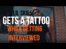 LIL SKIES INTERVIEW / SMALL TOWN SLADE
