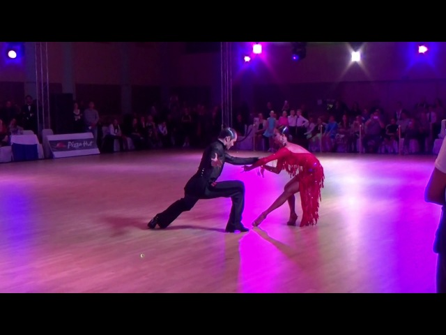 HAPPY DANCE 2016 Ковган Палей Румба