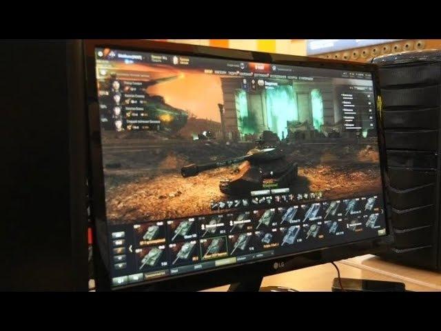 Эти танки не боятся виртуальной грязи