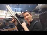 Kalibr Colibri Semi-Automatic Bullpup Air Rifle - IWA 2014