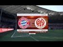 Bayern Munchen vs Mainz | Bundesliga | Allianz Arena | PES 2017 Full HD 1080p60 | Super Star