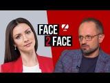 FACE 2 FACE з Тетяною Даниленко Роман Безсмертний, Надзвичайний та повноважний посо ...