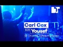 Carl Cox b2b Yousef at Camp and Furnace Circus 15th Anniversary Liverpool UK