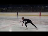 Ola Czyzewski 2015 Skating Audition