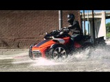 Discover the 2015 Can-Am Spyder F3