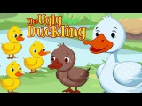 The Ugly Duckling  Full Story   Fairytale  Bedtime Stories For Kids  4K UHD