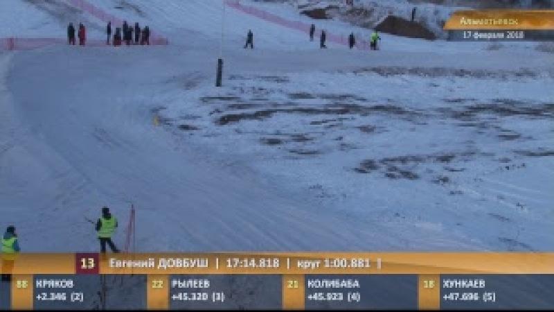 LIVE Чемпионат России по кроссу на снегоходах. 1 этап. 17 февраля в 11.00