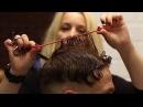 Мастер класс «Мужская стрижка для вьющихся волос». Академия Barber Expert