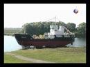 Новое судно «Эколог» отправится в Туапсе.