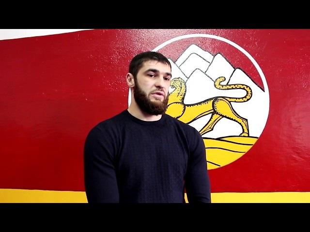 Батраз Агнаев - действующий чемпион мира по MMA по версии ACB