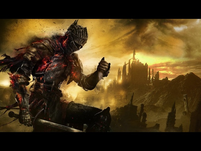 Dark Souls 3: Wizzard VS Father Ariandel and Sister Friede
