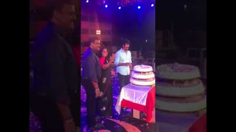 Sivakarthikeyan Birthday Celebration Video