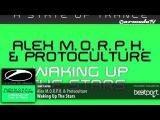 Alex MORPH &amp Protoculture - Waking Up The Stars (Original Mix)