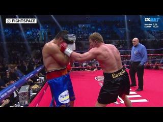 Обзор боя Поветкин-Хаммер | Povetkin vs. Hammer (GPS | Григорий Стангрит) | FightSpace