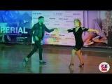 Олег Соколов и Марина Старостина @ Salsa Cubana Birthday Fest