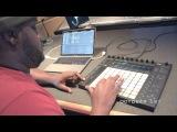 Rick Ross Producer Makes A Beat ON THE SPOT - Oktober1st Ft Jayson Lyric  rappinntrippin