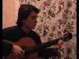 W.C.Handy - St.Louis Blues (guitar cover by A.Veselov)