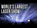 World's Largest Laser Show by ER Productions at LDI (4k)