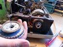 Optima оптима М100 подстройка перевода каретки ремонт