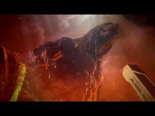 Godzilla Kaijuu Wakusei AMV - Pandora
