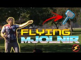 Real Flying Mjolnir (Thors Hammer Drone)   Sufficiently Advanced