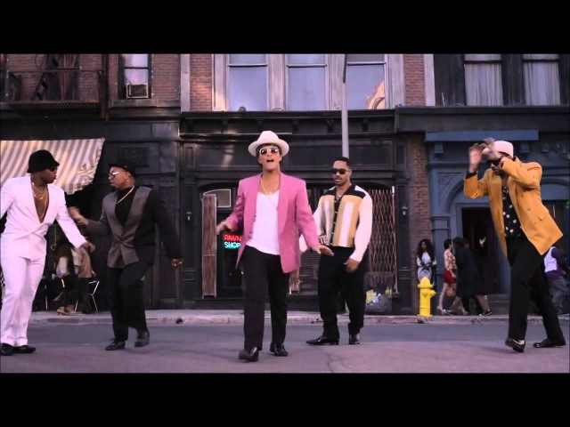 MUSICLESS Mark Ronson Uptown Funk ft Bruno Mars Video WITHOUT MUSIC