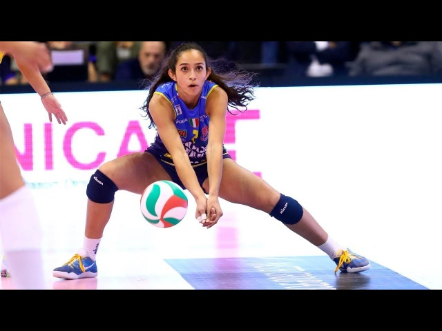 Top 10 BALL BETWEEN THE LEGS | Women's Volleyball Actions