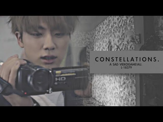 [ videogame!au ] — we are constellations.