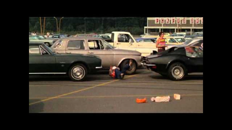 The Longest Yard Car Chase (1974)