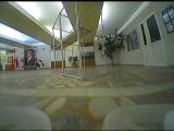 Полеты на микрике в клубе RC Burik Club