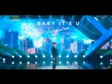 Jeong Sewoon - Baby Its U @ Music Bank 180126