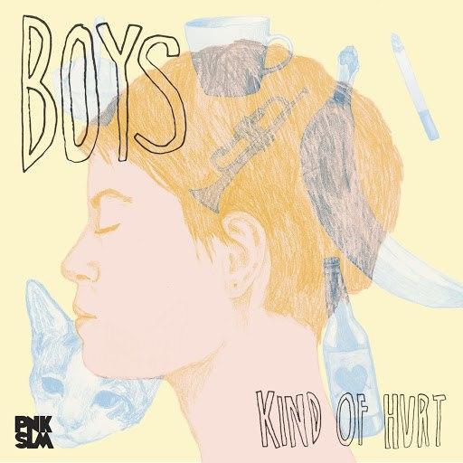 Boys альбом Kind of Hurt EP