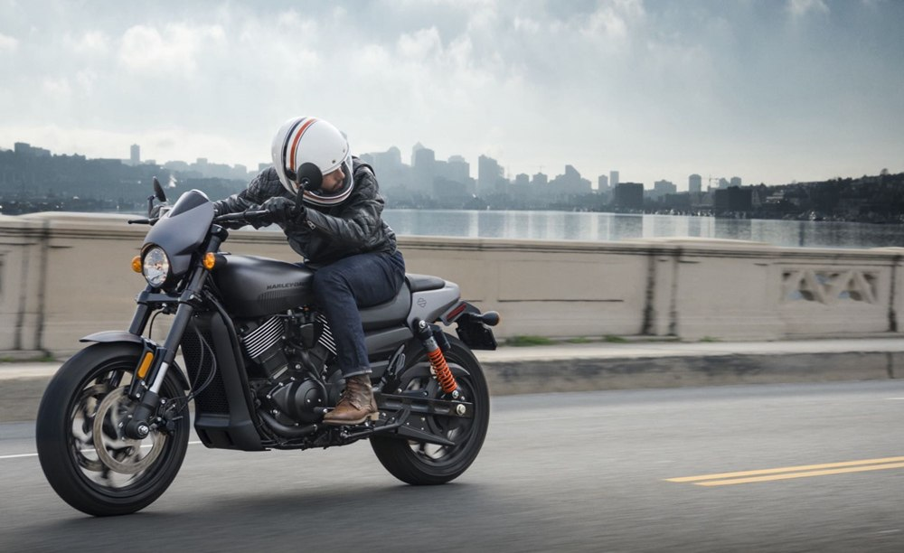 Новые ретро мотошлемы Harley-Davidson 2018