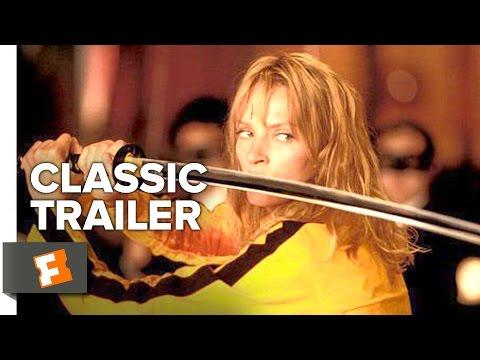 Kill Bill Vol. 1 (2003) Official Trailer - Uma Thurman, Lucy Liu Action Movie HD