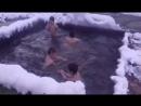 Тёплый ключ река Верхняя Ангара