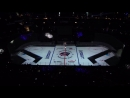 You may have heard about the on ice projection at last nights game