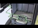 Газогенераторный пиролизный твердотопливный котёл Buderus Logano S121