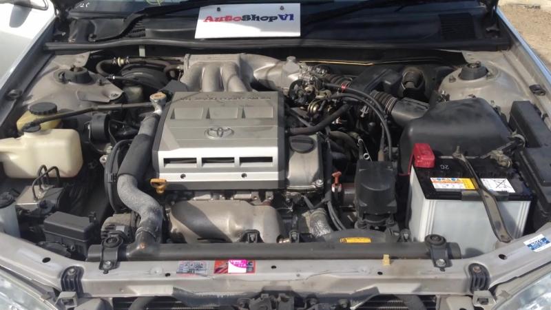 Работа двигателя 2MZ-FE (TOYOTA CAMRY GRACIA MCV21W)